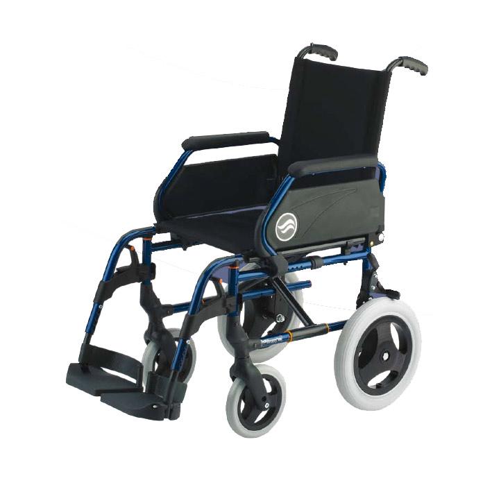 Silla de ruedas breezy 250 rueda peque a precio disponibilidad marca sci geriatr a - Ruedas de sillas ...