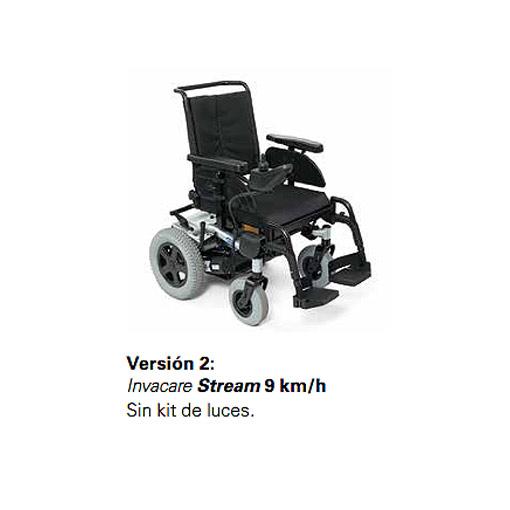 Silla de ruedas el ctrica stream la silla el ctrica de chasis r gido con precio m s barato del - Precios sillas de ruedas electricas ...