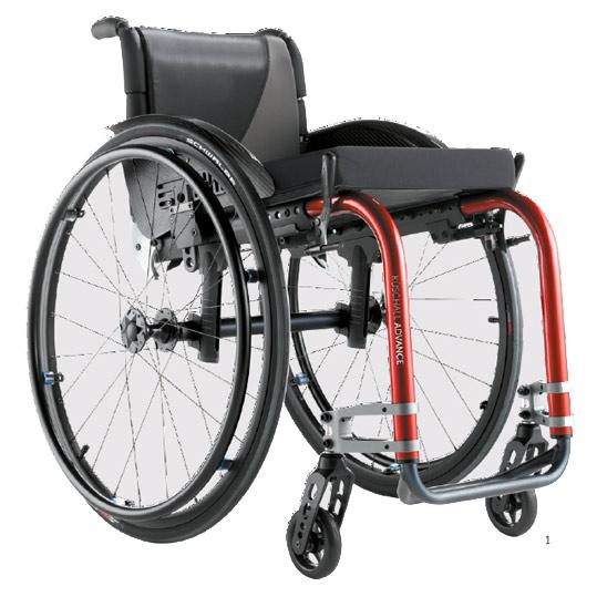 Baño General En Silla:Silla de ruedas ultraligera Kusall Advance – Precio, Disponibilidad