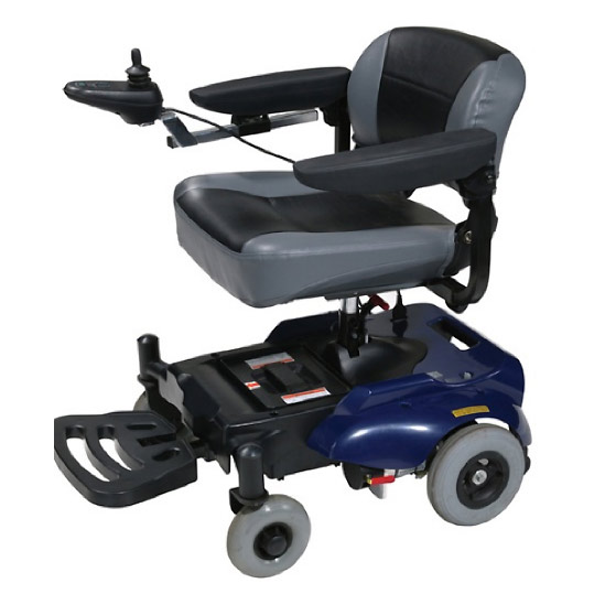 Baño General En Silla:Drive Geo Power Wheelchair