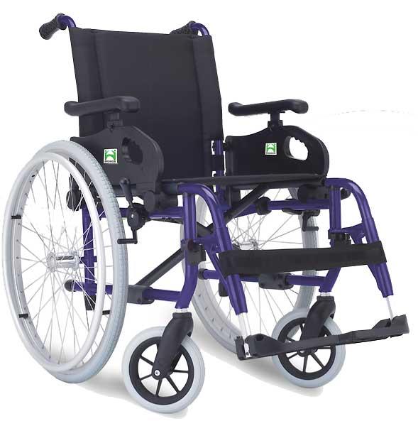 Silla de ruedas city al mejor precio de venta boutique salud - Catalogo de sillas de ruedas ...