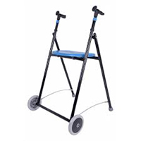 andador para ancianos de aluminio