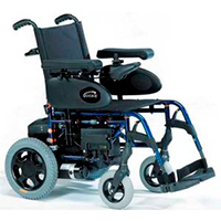alquiler silla de ruedas inmoviles