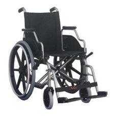 Venta de sillas de ruedas plegables de acero