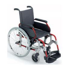 Venta de sillas de ruedas de aluminio