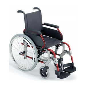 Alquiler sillas ruedas Madrid