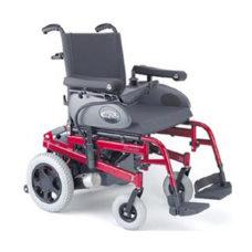 Catálogo de sillas de ruedas eléctricas