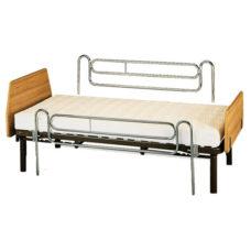 Barandillas deslizantes para cama