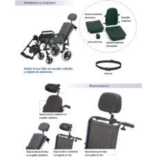 Venta Accesorios sillas de ruedas