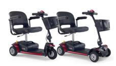 Scooter Go Go 3 y 4 ruedas