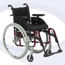 Silla de aluminio para obesos