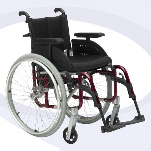 silla de ruedas aluminio para obesos precio