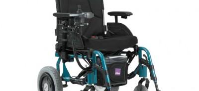 Vídeo silla de ruedas eléctrica Esprit