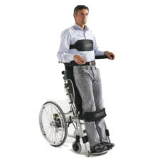Silla de ruedas eléctrica Vertic
