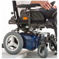 Alquiler silla de ruedas eléctrica Madrid