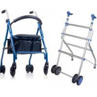 Alquiler de andadores para ancianos en la comunidad de Madrid