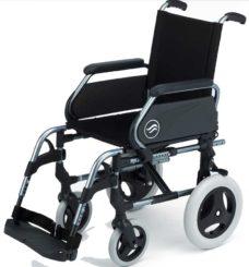silla de ruedas breezy 312 de tránsito