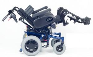 Vídeo silla de ruedas eléctrica Tango