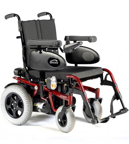 Silla de ruedas eléctrica Tango