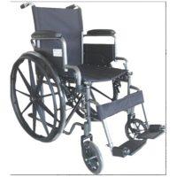 Silla de ruedas plegable S220