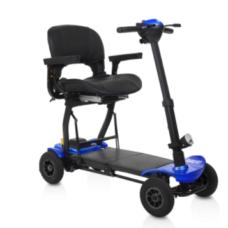 Venta de scooters plegables para minusválidos