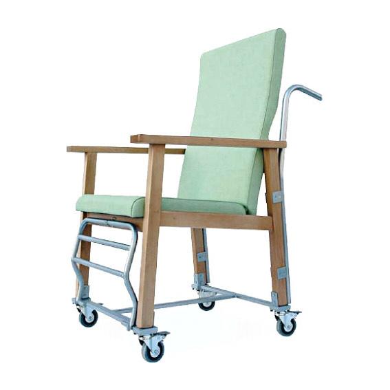 Sill n reclinable cama con ruedas precio disponibilidad for Sillon relax con ruedas
