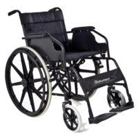 Silla de ruedas plegable económica Quiru