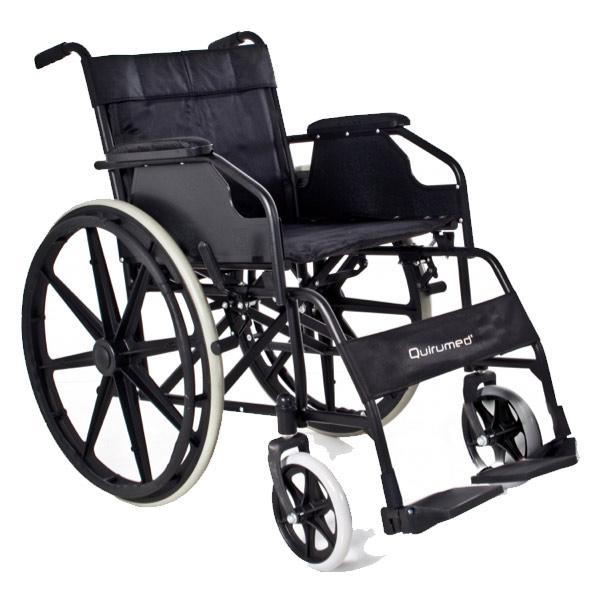Silla de ruedas plegable econ mica quiru en madrid y env o for Oferta sillas plegables