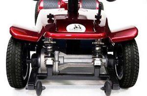 alquiler de un scooter eléctrico para minusválidos