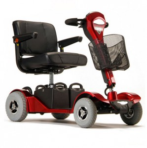 Scooter Sapphire
