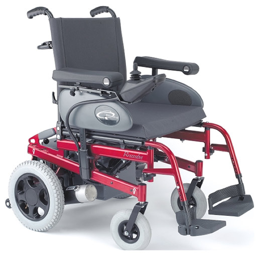 Vídeo silla de ruedas Rumba