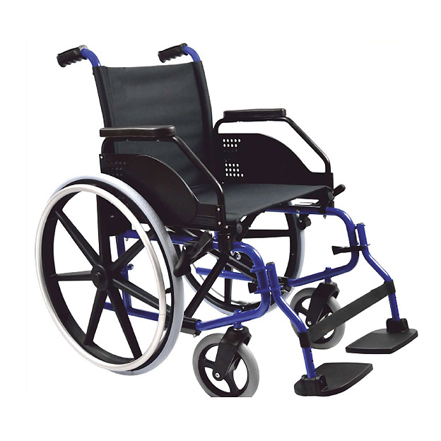 Vídeo silla de ruedas Compact