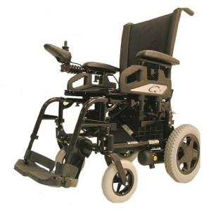 Silla de ruedas eléctrica F40