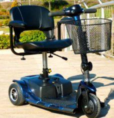 Vídeo scooter Smart