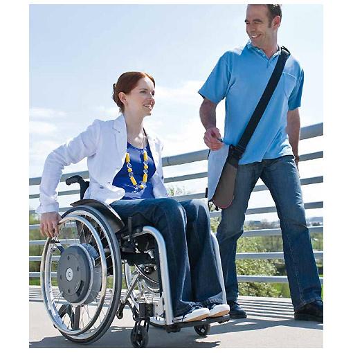 Desplazamientos en sillas de ruedas