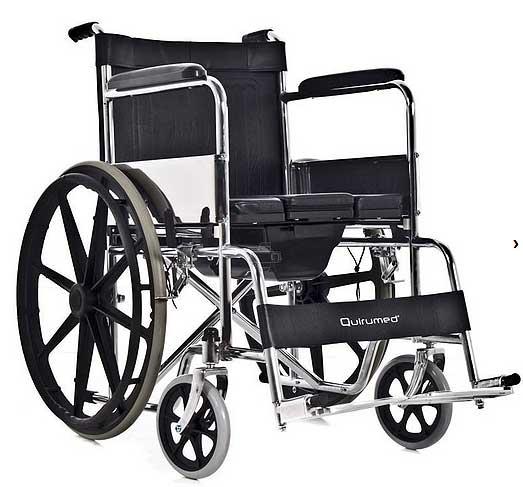 Silla de ruedas con inodoro quiru agotada temporalmente precio disponibilidad marca - Minos sillas de ruedas ...