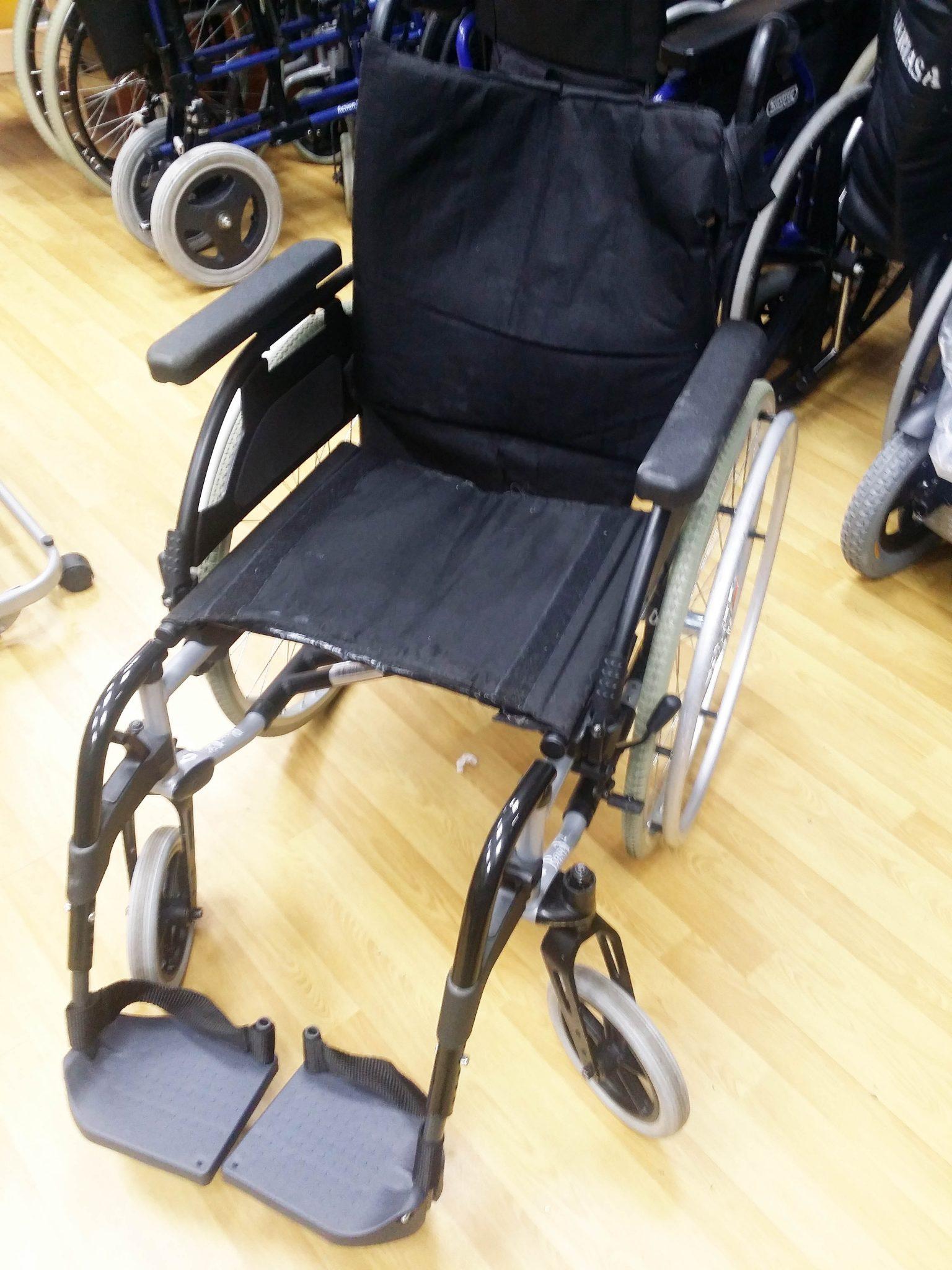 Silla de ruedas Breezy Basic2 SEGUNDAMANO Precio Disponibilidad