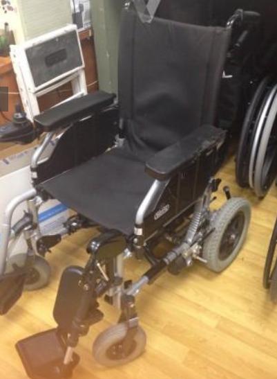 Sillas de ruedas el ctricas segundamano desde 490 baratas de verdad - La boutique de la silla madrid ...