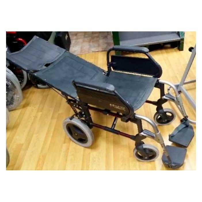 Silla de ruedas reclinable breezy al mejor precio de venta - Sillas de rueda de segunda mano ...