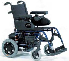 Silla de ruedas eléctrica F35