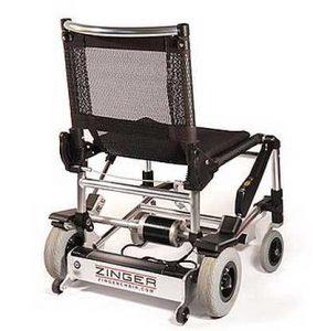 Silla de ruedas eléctrica Zinger