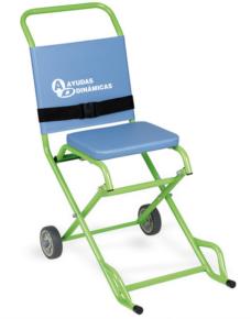 Silla de ruedas para ambulancia