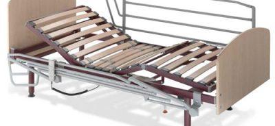 alquiler cama articulada
