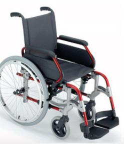 alquilar silla de ruedas en Madrid