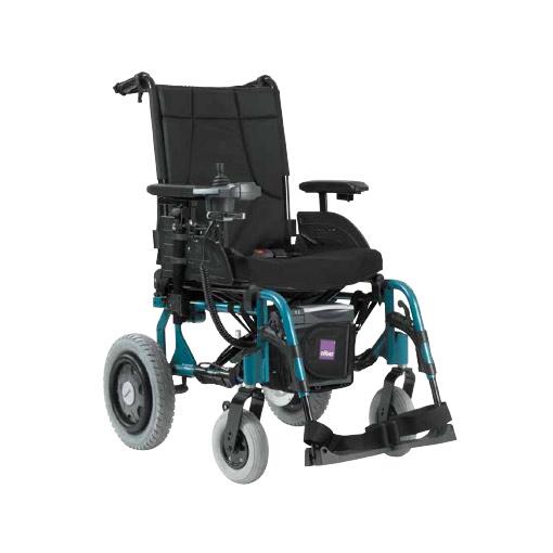 Alquiler de sillas de ruedas eléctricas ligeras Madrid