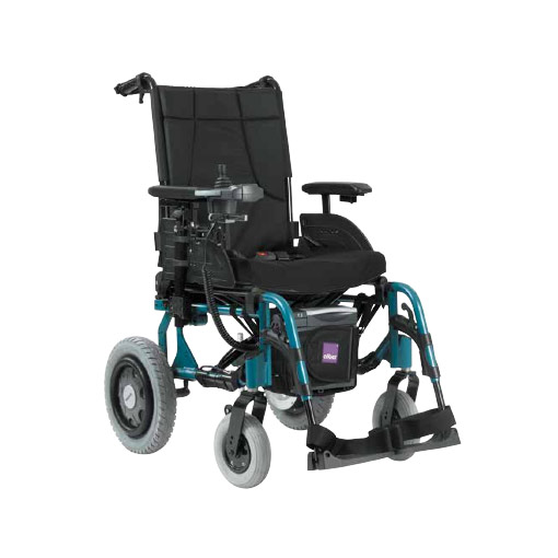 Silla de ruedas de alquiler ultraligera