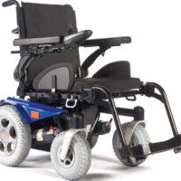 Silla de ruedas de alquiler fuerte de chasis rígido