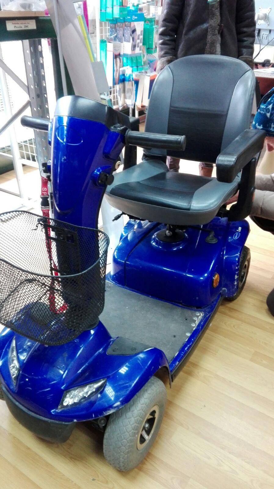 Scooter minusválidos segundamano