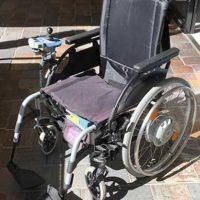 silla ruedas elétrica segunda mano efix