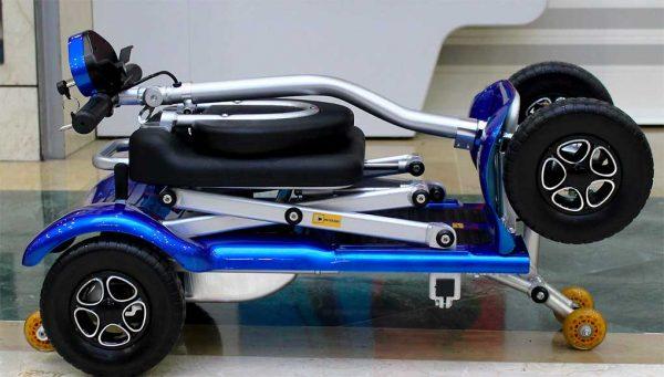 Scooter portátil Bravo